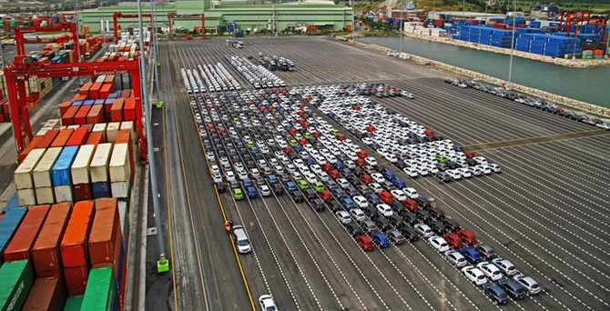Otomotiv ihracatına 'parite' darbesi