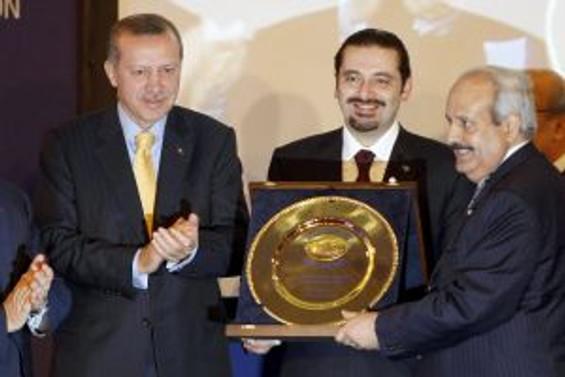 Yılın lideri Başbakan Erdoğan