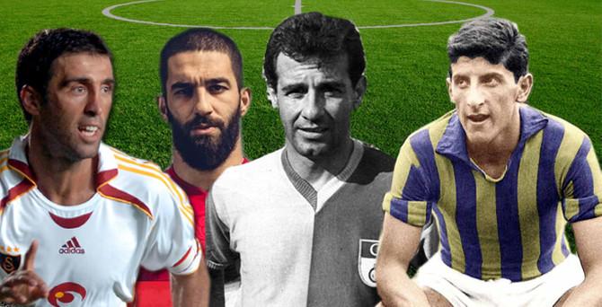 İşte Türk futbolunun Avrupa'daki 'en'leri