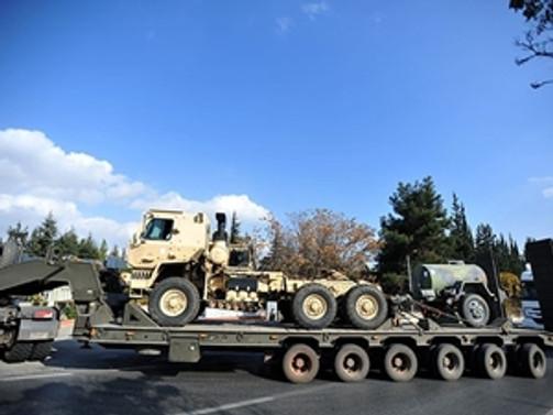 ABD'den Letonya'ya tank ve zırhlı araç