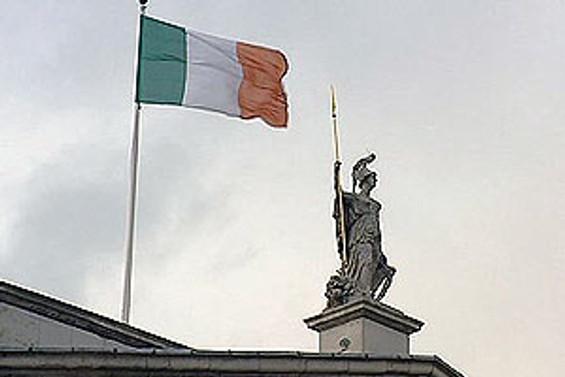 İrlanda'da hükümet tehlikede