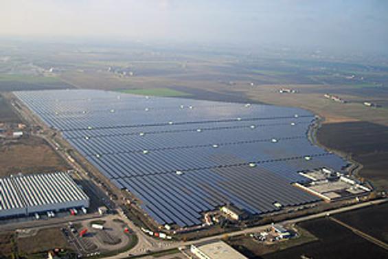 Rovigo Güneş Enerjisi Santrali tamamlandı