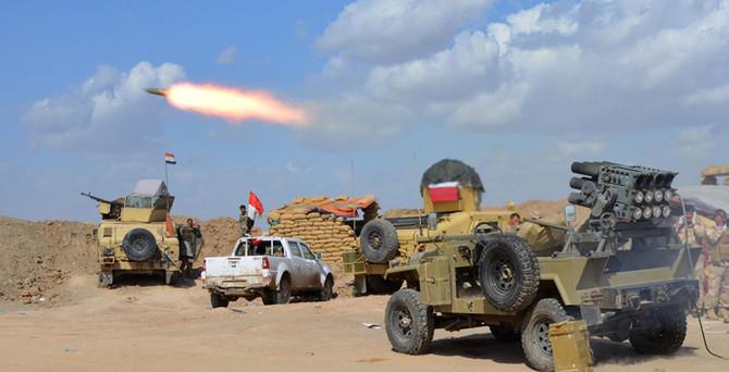 El Alem IŞİD'den geri alındı