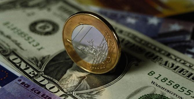 ECB sonrası dolar düştü, euro sert yükseldi