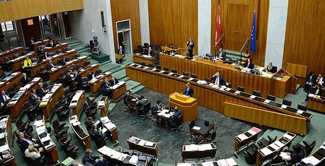 """Avusturya'da """"İslam Yasası"""" onaylandı"""