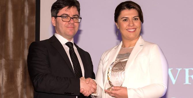 Aras Kargo CEO'suna uluslararası ödül
