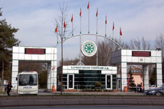 Kayseri Şeker Fabrikası 450 milyon lira kredi aldı