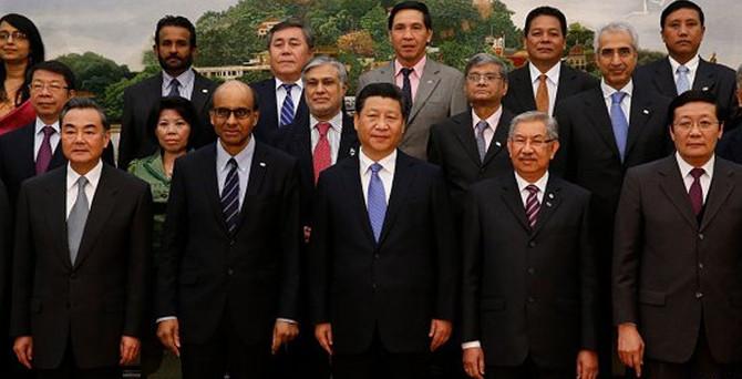 'ABD'nin Asya'daki etkisi azalacak'
