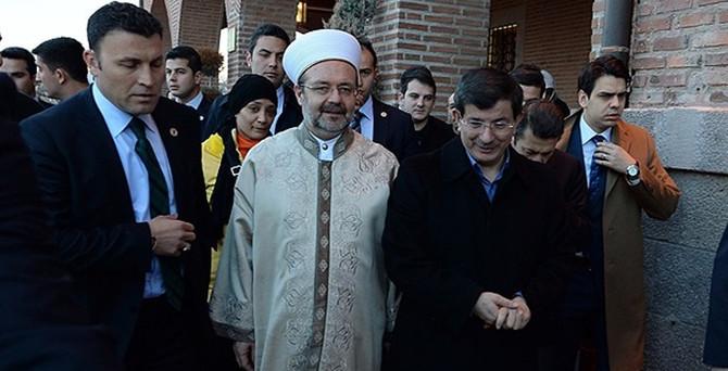 'AK Parti'nin kapıları ona her zaman açık'