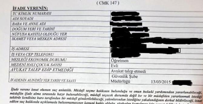29 öğretmene hakaret soruşturması