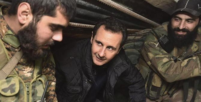 CIA: Esad'ın devrilmesini istemiyoruz