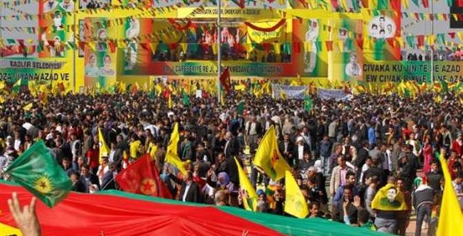 Diyarbakır nevruz kutlamasına hazırlanıyor