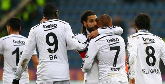Kartal Kayseri'ye gol yağdırdı