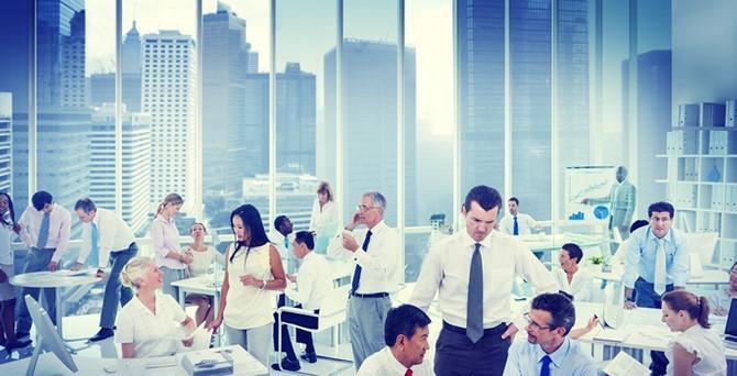 Ofis arzında rekor büyüme