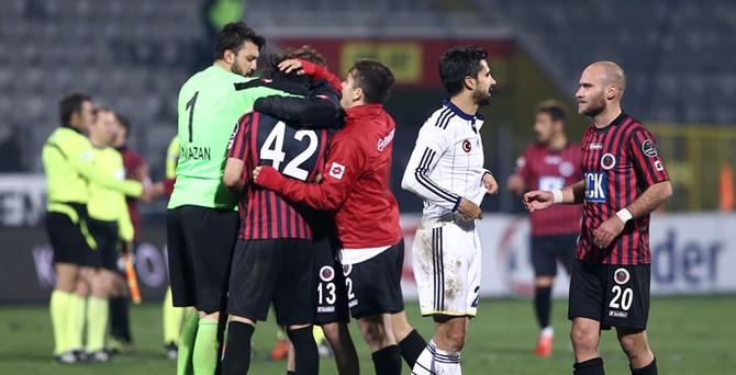 Gençlerbirliği 2-1 Fenerbahçe