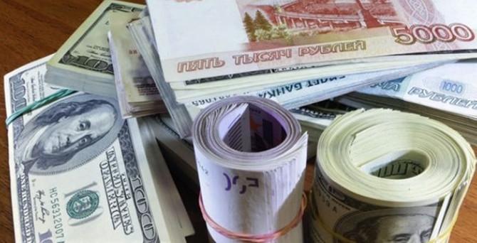 'Dolar 55 ruble olacak'
