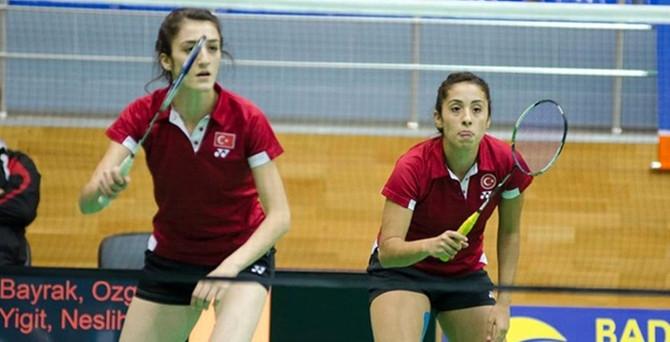 Olimpiyat yolunda badmintonculardan 5 madalya