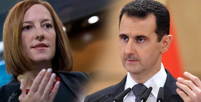 ABD'den 'Esad' savunması