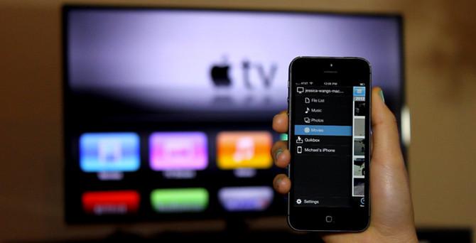 Apple'dan TV hamlesi