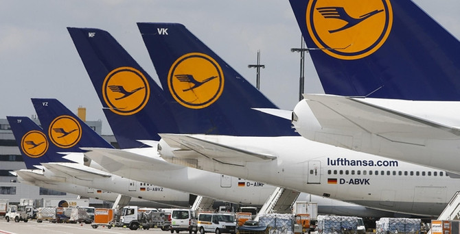 Lufthansa'da grev iptal edildi