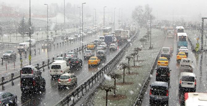 Meteoroloji'den soğuk hava uyarısı