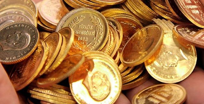 Altın düşüşe dirense de karşı koyamadı
