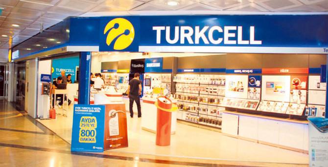 Turkcell'liler yurt dışında 32 kat daha fazla internete girdi