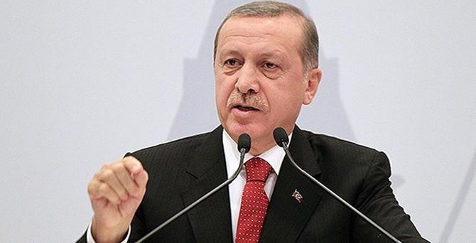 Erdoğan'dan 6 kanuna onay