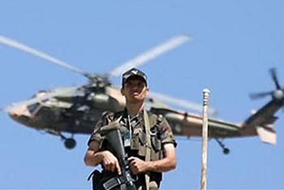 Şırnak'ta askere tuzak içinde tuzak