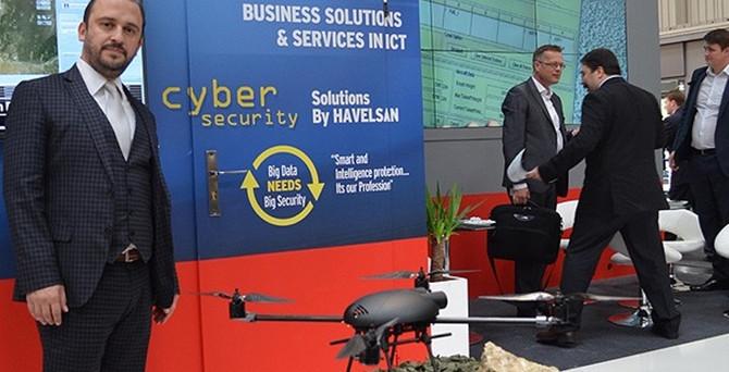 HAVELSAN, insansız hava aracını tanıttı