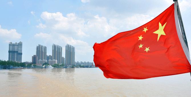 Çin'de ticaret fazlası rekorun kıyısında