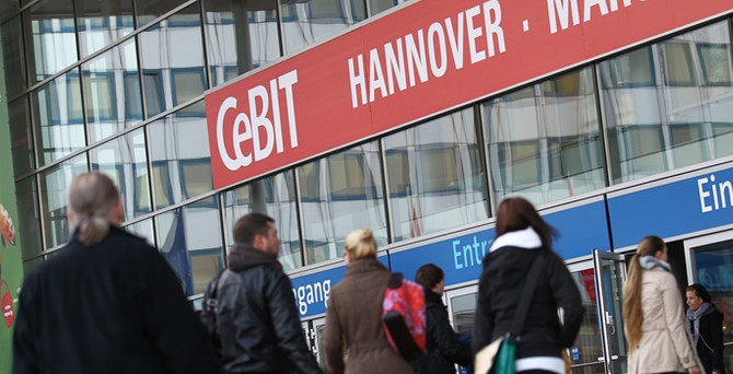 Bilişim sektörü CeBIT'te buluştu