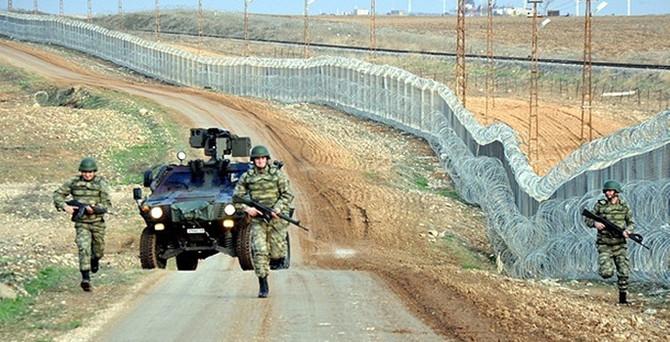 Suriye'ye geçmeye çalışırken yakalandılar