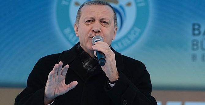 Cumhurbaşkanı Erdoğan'dan TÜSİAD Başkanı Symes'e sert sözler