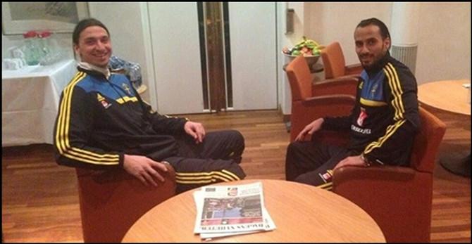 Ibrahimovic, Trabzon'a geliyor