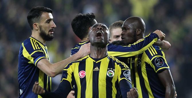 Fenerbahçe 1-0 Beşiktaş