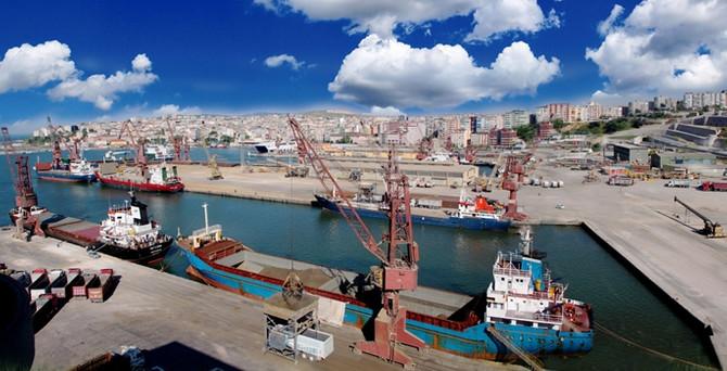 Bandırma'da sanayi için bin fabrikalık yer ayrıldı