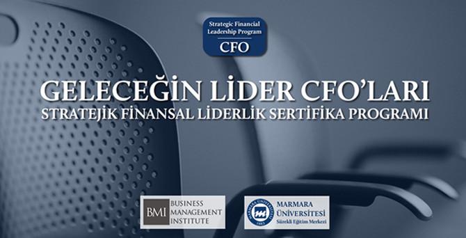 Marmara Üniversitesi'nden CFO Eğitim Programı