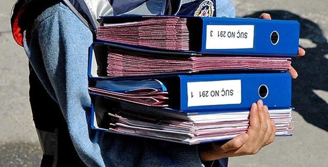 KPSS şüphelilerinin 616'sı devlet memuru