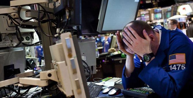 Dow Jones'un en kara günleri