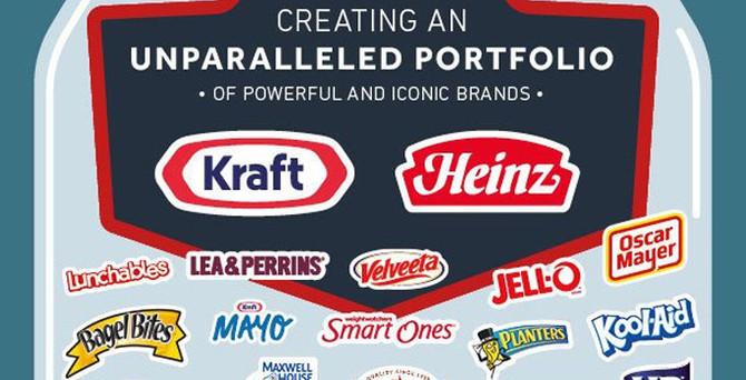 Kraft ve Heinz birleşti