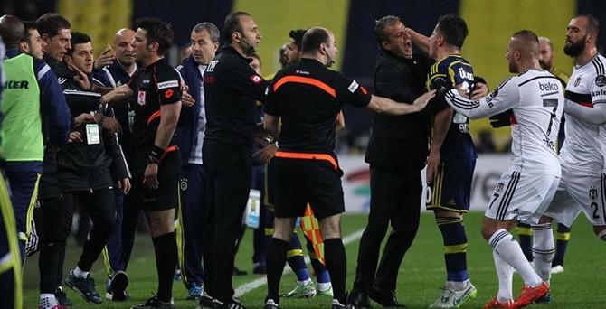 Fenerbahçe'den Beşiktaş'a çok sert yanıt