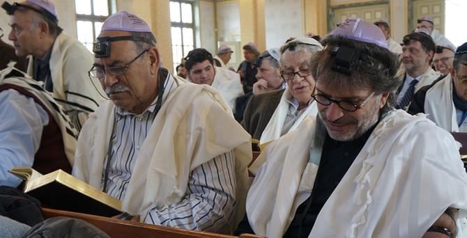 Türkiye'nin en büyüğünde 46 yıl sonra ilk ibadet