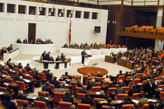 Meclis, mayınlı arazilerle ilgili kanun tasarısını görüşüyor