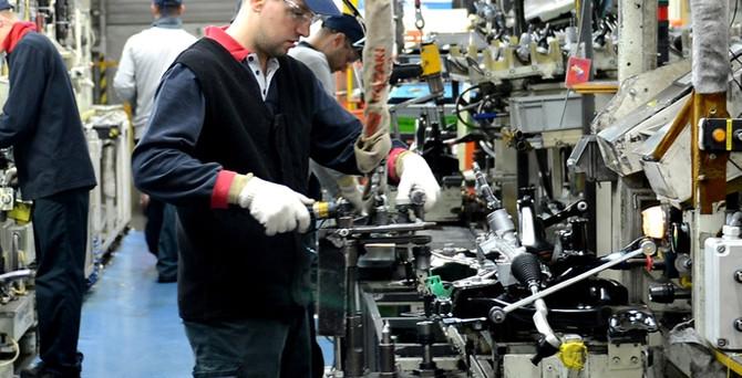 Yurt dışı üretici fiyat endeksi yüzde 4,69 arttı