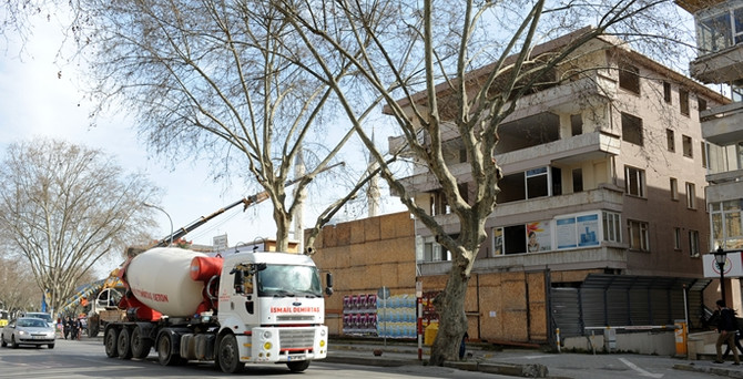 Dönüşen Bağdat Caddesi, İstanbul dışından müteahhidi kendine çekiyor