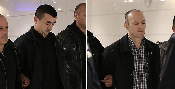 'Böcek' davasının iki firari sanığı polis Türkiye'de