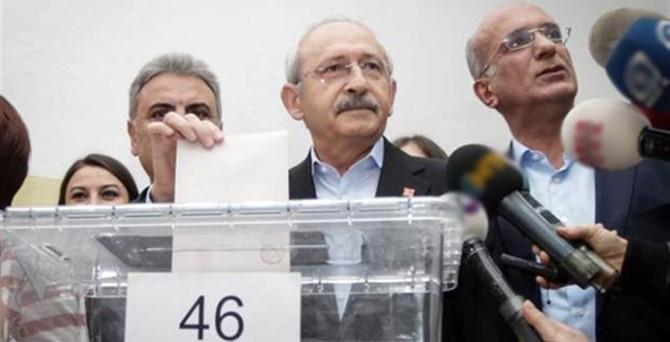 CHP'de ön seçim sonuçları açıklandı