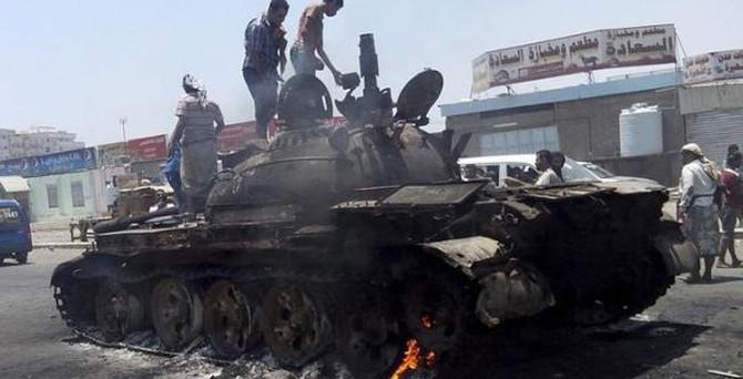 Yemen  havadan kontrol altına alındı