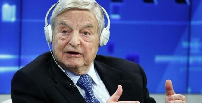 Soros: Ukrayna'ya 1 milyar dolar yatırırım